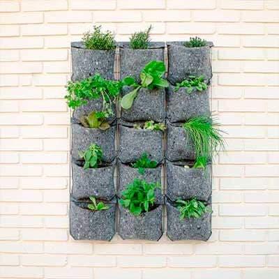 C mo hacer un huerto urbano en casa gu a descargable for Como se hace un jardin vertical