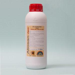 Insecticida ecológico extracto de ajo 1 litro