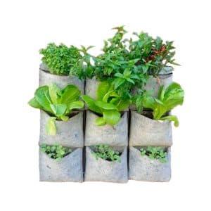 jardín vertical vertiflor para 9 plantas