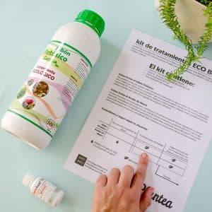 kit de tratamientos ecológicos basic
