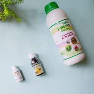 Kit de tratamientos ecológicos para plagas plus