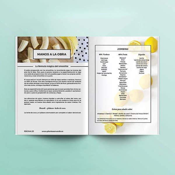 reto 21 días smoothies página 2